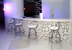 bar disco empty Στοκ Φωτογραφία