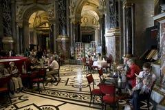 Bar do museu de KHM Fotos de Stock Royalty Free