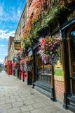 Bar em Dublin na Irlanda Fotografia de Stock Royalty Free