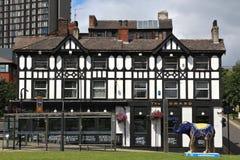Bar em Sheffield Imagem de Stock Royalty Free