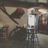 Bar en Londres Imagenes de archivo