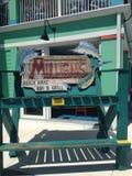 Bar et grill de Chambre de plage de Mulligans Photographie stock