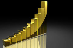 Free Bar Graph Royalty Free Stock Image - 4796156