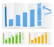 Bar graphs Stock Photos