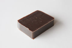 chocolate handmade soap royalty free stock photos