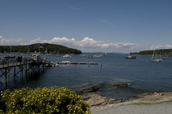 Bar Harbor, Maine Stock Photography