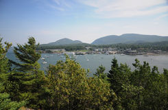 Bar Harbor Royalty Free Stock Image