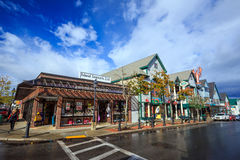 Bar Harbor Maine royalty free stock photography