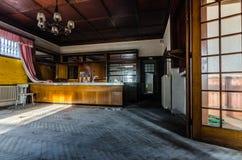 bar i porcja w starej austerii obrazy royalty free
