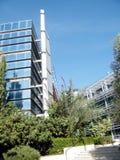 Bar-Ilan University modern buildings 2010 Stock Photography