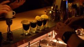 Bar inside Moskwa zdjęcie wideo