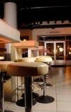Bar interior Royalty Free Stock Image