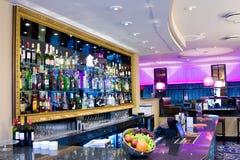 Bar interior Stock Photo