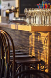Bar interior Stock Image