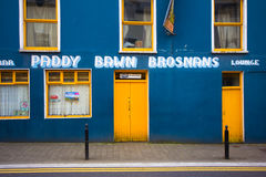 Bar Irlande Photographie stock