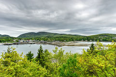 Bar Island - Maine Royalty Free Stock Photo
