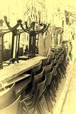 Bar in Jaffa Stock Photography