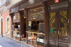 Bar in Koper Stock Photography