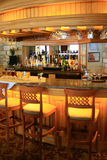 bar lighted Στοκ Εικόνα