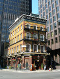 Bar in Londen, Engeland, het UK Royalty-vrije Stock Foto's