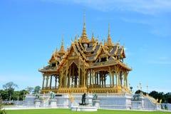 Bar Mangalanusarani Pavillian w terenie Ananta Samakhom tron Hall Obrazy Royalty Free