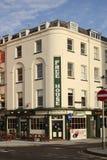 Bar in Margate. Kent. Engeland stock fotografie
