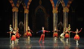 Bar mitswa de programma-prins van bar het mitzvah-derde handeling-ballet Zwaanmeer stock fotografie