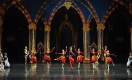Bar mitswa de programma-prins van bar het mitzvah-derde handeling-ballet Zwaanmeer royalty-vrije stock fotografie