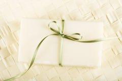 Bar of natural soap Stock Photo