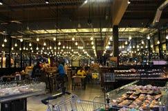 Bar no supermercado Fotos de Stock