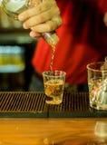 Bar och stång fotografering för bildbyråer