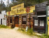 Bar ocidental velho Imagem de Stock Royalty Free