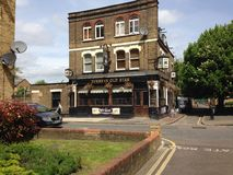 Bar oriental da estrela de Turner em Wapping Londres Fotografia de Stock