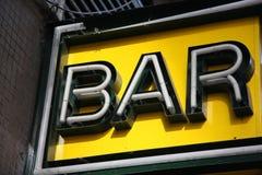 Bar in Paris Royalty Free Stock Photo