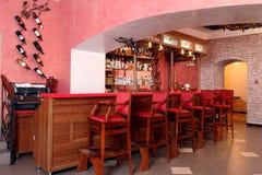 Bar rack Royalty Free Stock Photos
