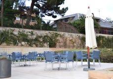 Bar-restaurant Royalty-vrije Stock Foto's