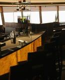 Bar in restaurant. Stock Photo