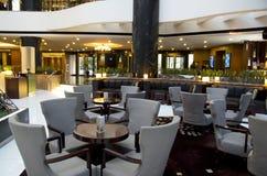 Bar restaurant hotel lobby Royalty Free Stock Photos