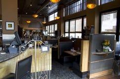 Bar restaurant Royalty Free Stock Photo