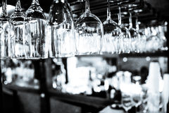 Bar Scene Royalty Free Stock Image