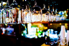 Bar Scene Stock Images