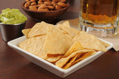 Bar snacks Stock Photo