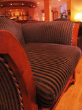 Bar sofa Royalty Free Stock Photos
