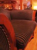 Bar sofa royalty free stock photos