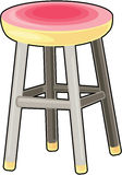 Bar stool Royalty Free Stock Photo
