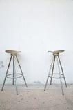 Bar stool Royalty Free Stock Images