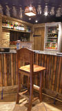 Bar stool. Royalty Free Stock Image