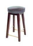 Bar stool isolated on white Stock Image