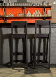 Bar stool Stock Images