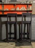 Bar stool Stock Images